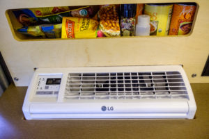 Mantis air conditioner