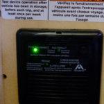 The Mantis LP (propane) and carbon monoxide detector